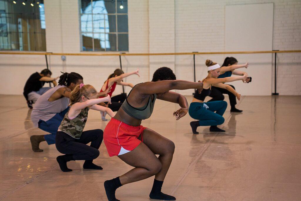 STRONGmovement Dance Training